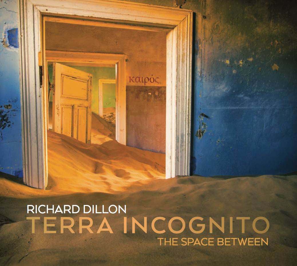 Terra Incognito: The Space Between cover